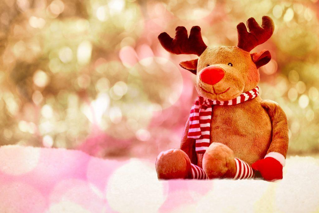 Prettige feestdagen!