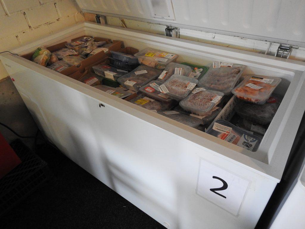 Voedselbank Dantumadiel doet iets tegen armoede en verspilling van voedsel