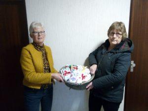 Studenten steunen Voedselbanken in Kollum en Damwâld